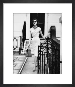 Vogue August 1960 by Don Honeyman