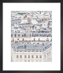 Paris in White by Keri Bevan