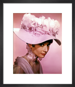 Audrey Hepburn - My Fair Lady by Hollywood Photo Archive
