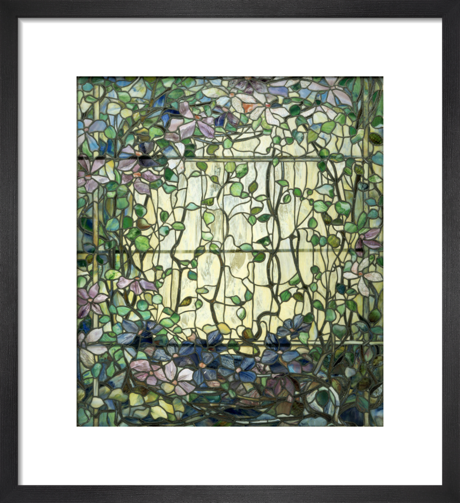 by Louis Comfort Tiffany   Lamp