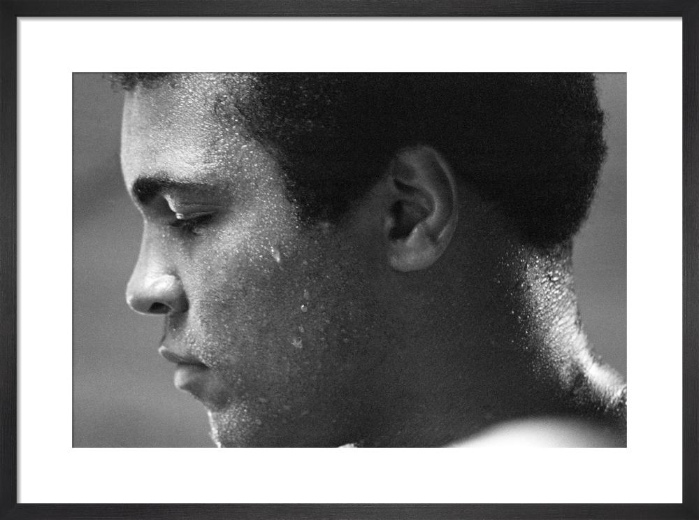 Muhammad Ali, August 1974 by Mirrorpix