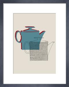Thomas Teapot by Skinny laMinx