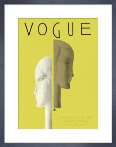 Vogue February 1929 by Eduardo Benito