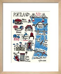 Portland by Julia Gash
