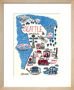 Seattle by Julia Gash