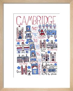 Cambridge by Julia Gash