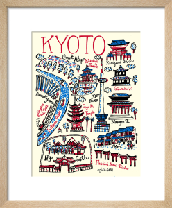 Kyoto by Julia Gash