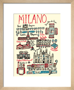 Milano by Julia Gash