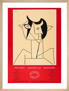 Collages - Aquarelles - Gouaches, 1958 by Pablo Picasso