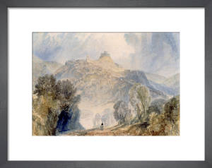 Launceston, Cornwall by Joseph Mallord William Turner
