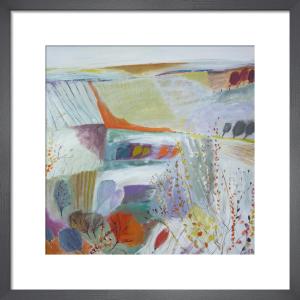 Landscape in Colour 2 by Karen Birchwood