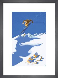 Ski by Sassan Filsoof