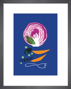 Winter salad by Ana Zaja Petrak