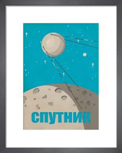 Sputnik by Nick Cranston
