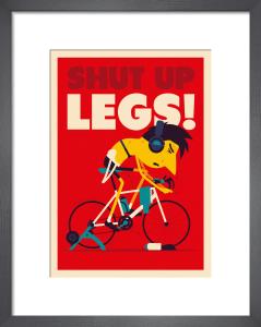 Shut Up Legs by Spencer Wilson