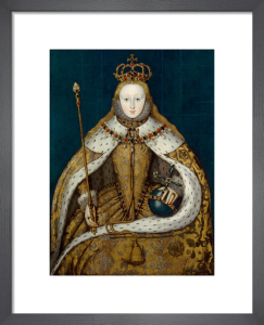 Queen Elizabeth I by Unknown artist