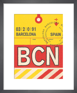 Destination - Barcelona by Nick Cranston