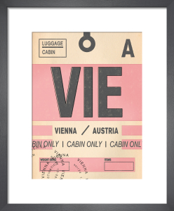 Destination - Vienna by Nick Cranston