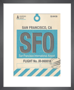 Destination - San Francisco by Nick Cranston