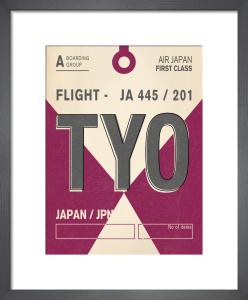 Destination - Tokyo by Nick Cranston