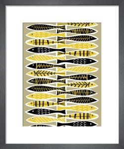 Sardinas by Gillian Martin