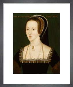 Anne Boleyn by Unknown artist