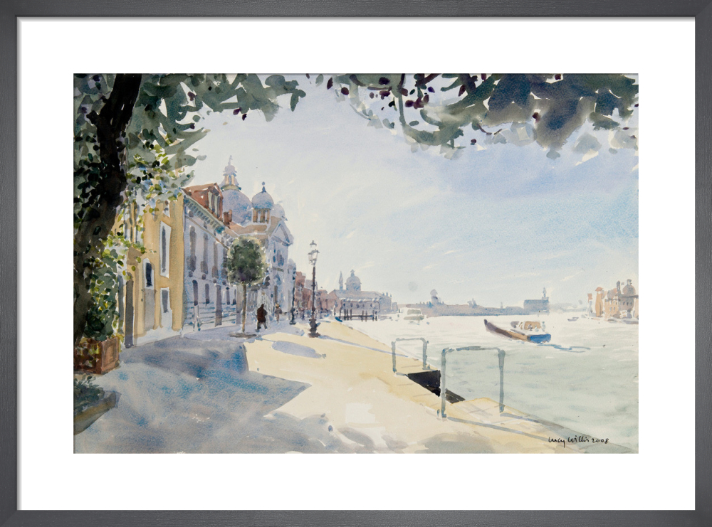On the Giudecca, Venice by Lucy Willis