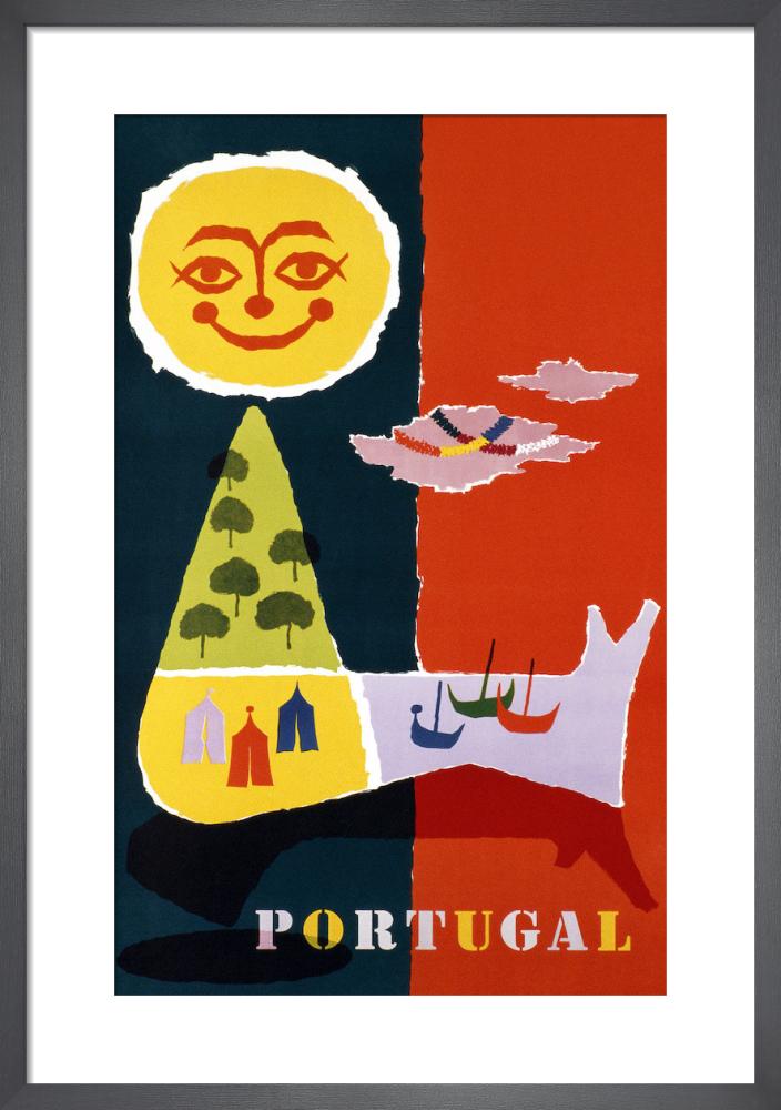 Portugal by Abram Games