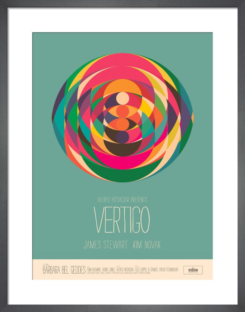 Vertigo by Simon C Page