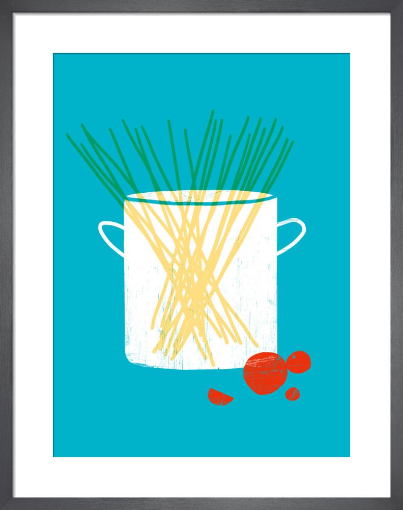 Spaghetti by Ana Zaja Petrak