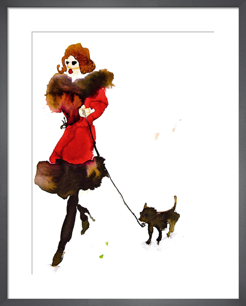 What to Wear When Walking the Dogs 3 by Bridget Davies
