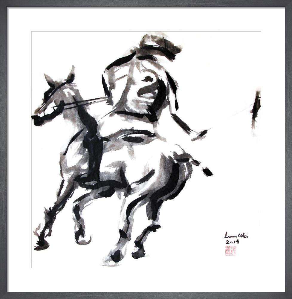 Polo I by Luru Wei