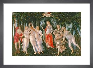 Primavera, c.1478 by Sandro Botticelli