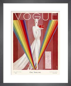 Vogue Early September 1926 by Eduardo Benito