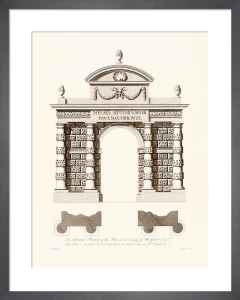 Classical Arches III by Sir William Chambers