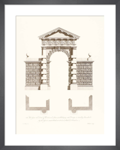 Classical Arches IV by Sir William Chambers
