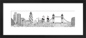 Tower Bridge by Charlene Mullen