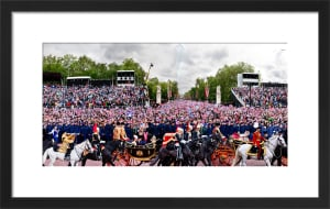 Queens Diamond Jubilee by Henry Reichhold