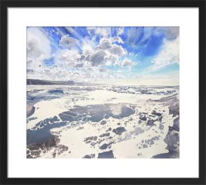 Lyme Bay Sky by Michael Sole