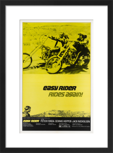 Easy Rider by Cinema Greats