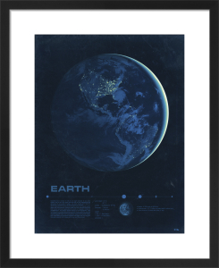 Earth by Justin Van Genderen