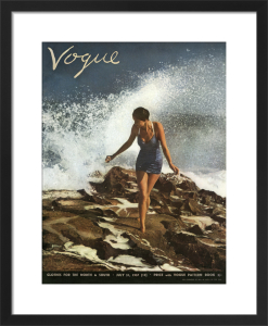 Vogue July 1937 by Toni Frissell