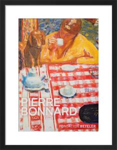 Le Cafe by Pierre Bonnard