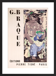 Editions Pierre Tisne - Paris by Georges Braque