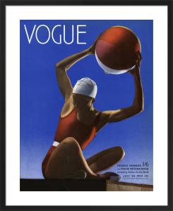 Vogue July 1932 by Edward Steichen