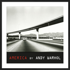 Cars on Highway, undated by Andy Warhol