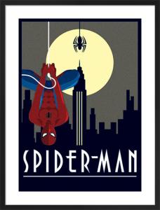 Marvel Deco - Spider-Man by Marvel Comics