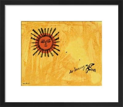 So Sunny c. 1958 by Andy Warhol