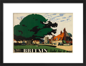 Your Britain - Fight for it Now by Frank Newbould