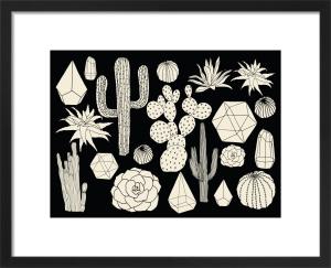 Cactus Black by Hello Marine